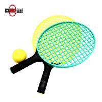 Sport Green Tennis Racket , Institutional Interior Short Tennis Rackets Manufactures