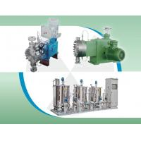 Quality HJ(M)chemical metering pumps and dosing devices for petrochemical industry for sale
