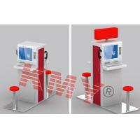 Buy cheap 19'' Multi Infrared Touch Screen Hospital Health Care Kiosk Interactive With Pin from wholesalers