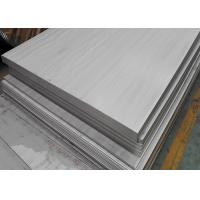2B / BA / No.4 Finish Stainless Steel Sheets , 0.3 - 6mm Bright Annealed Stainless Steel Sheet Manufactures