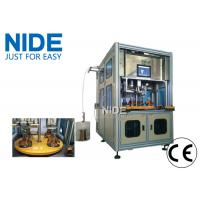 Four working station automatic stator winding and coil inserting machine Manufactures
