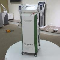 2 handles working simultaneously cryolipolysis machine NBW-C122 Manufactures