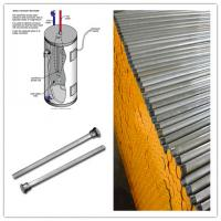 Quality AZ31B magnesium anode rod water heater , solar water heater parts for sale