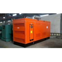 400/230V 50Hz 3 Phase Soundproof Diesel Generators 500KVA Commercial Generator Manufactures