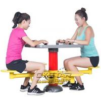 high quality outdoor leisure facility Outdoor Fitness Equipment outdoor chess table Manufactures