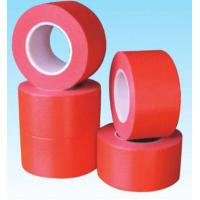 260Um Thickness Crepe Paper Masking Tape 210N Per 25Mm Tensile Resistance Manufactures