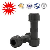 Buy cheap Custom Plastic Quick Connector Water Supply Fittings PVC Pipe Fittings from wholesalers