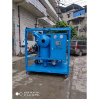 Junsun Exporting 6000 Liters/Hour Double-Stage Vacuum Transformer Oil Purifier Filtering Machine Purification Plant Manufactures