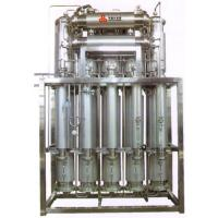 Pure Water / Mineral Water Purification Machines With Filter System Manufactures