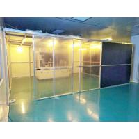 Class 100 Hard Wall Modular Clean Room for Laboratory Manufactures