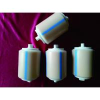 Power Plant Nylon Conveyor Rollers Conveyor Belts Protected With Steel Shaft Manufactures