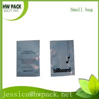 half metalized foil ear phone bag Manufactures