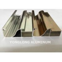 6m Normal Length Polished Aluminium Profile Environmental Protection Manufactures