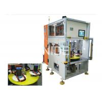 Vertical Type Stator Automatic Coil Winding Machine With Double Heads Manufactures