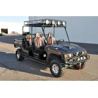In - Line Three Cylinder 800cc 4 Wheel Utility Vehicle 12- Valve DOHC  With 4 Seats Manufactures