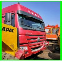 2015 made in china tractor head 6*4 10 Tires Sinotruck Howo tipper  dump truck Manufactures