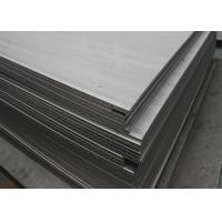 High Temperature Oxidation Resistance Stainless Steel Plate , Excellent Material SS Sheet Manufactures