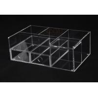 6 Compartments Custom Store Fixture Manufactures