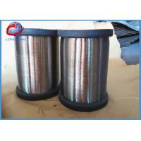 China High Tension Strength Stainless Steel Coil Wire 0.025-5.0mm Wire Size on sale