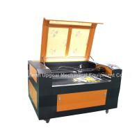 Batch Precision Fabric Embroidery logo Co2 Laser Cutting Machine with CCD Camera Manufactures
