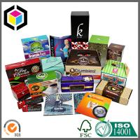 Folding Function Custom Print Color Paper Carton Packaging Box Manufactures