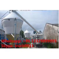 20m3 electronic system discharging farm pig feed pellet container for sale, hot