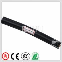 Pedant cable with 2 steel, super flexible round traveling crane control cable Manufactures