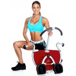 China Ab Circle Mini/Mini Circle Ab Machine/Ab Circle Mini Abdominal and Cardio Exerciser on sale