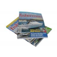 China Perfect Bound Magazine Printing Paperboard A4 Art Paper Digital Printing Magazine on sale