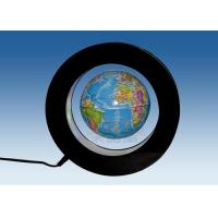 Round Floating Globe Gift Retail Window Displays CE And Rohs Manufactures