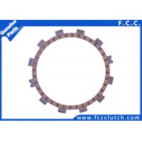 Genuine Honda Motorcycle Clutch Plate , Motorcycle Clutch Disc Plate CRF450R Manufactures