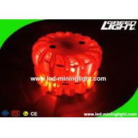 Magnetic LED Beacon Warning Light Safety Amber Flashing Roadside Flares for Traffic Guardian Manufactures