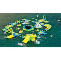 Durable Combination Inflatable Water Toys For Kids And Adults Manufactures