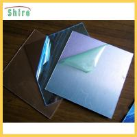 Removable 304 Stainless Steel Protective Film For Refrigerator Leave No Residue Manufactures