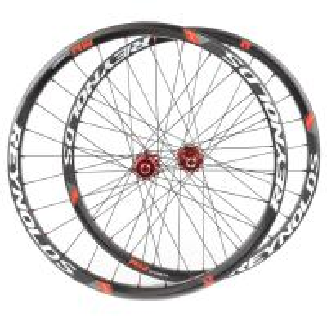China Carbon MTB Wheels 27.5er 650B MTB wheels Hookless Mountain Bike Wheelset Full carbon fiber Bicycle Wheels on sale