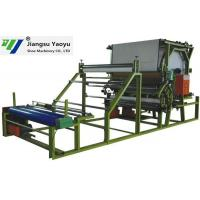 Flame Luggage Home Textile Lamination Machine Electric Heating Automatic Blowing Method Manufactures