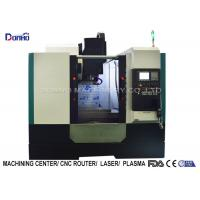 Quality Triaxial Slide Rail 3 Axis Vertical Machining Center For Reaming Automatic for sale