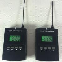 Handheld 008C Digital Tour Guide Factory Reception With Excellent Sound Effect Manufactures