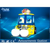 Amusement Park Racing Game Machine With Reward Photo Function Manufactures