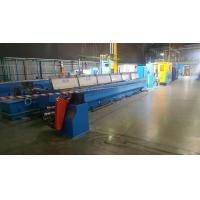 6101 Series Aluminum Alloy Drawing Machine With 200KW Motor To South Africa Manufactures