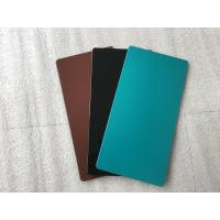 Colorful Metal Sandwich Panels For Aluminium Wall Cladding Systems  Manufactures