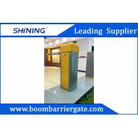 5 Million MTBF CE Approved Boom Barrier Gate With Straight Aluminum Alloy Arm Manufactures