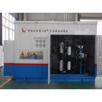Modular 2 Stage CNG Filling Stations Natural Gas Compressor 1000Nm3 Manufactures