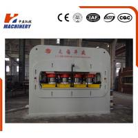 High speed hot press plywood lamination machine Manufactures