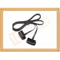 PVC OBD 5m Extension Cable16 Pin Male To Female Cable Y Type CK-MF16Y01 Manufactures