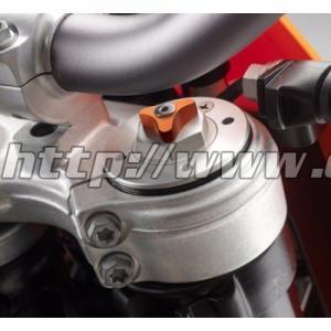 Quality CNC Billet Dirt Bike Adjust Knob Bolt Anodized Different Colors for sale