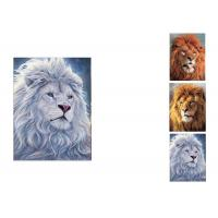 Buy cheap PET / PP Wild Animal Lenticular Flip Effect / 3D Lenticular Printing Services from wholesalers