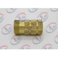 ø10 Through Hole Roughness Metal Lathe Services 3.2 Knurled Brass Bushing Manufactures