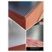 Construction Shuttering Plywood/18mm Film Faced Plywood /Waterproof Filmed Plywood Board Manufactures