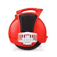 Red Self Balancing Single Wheel Electric Monocycle , Gyroscopic Electric Unicycle Manufactures